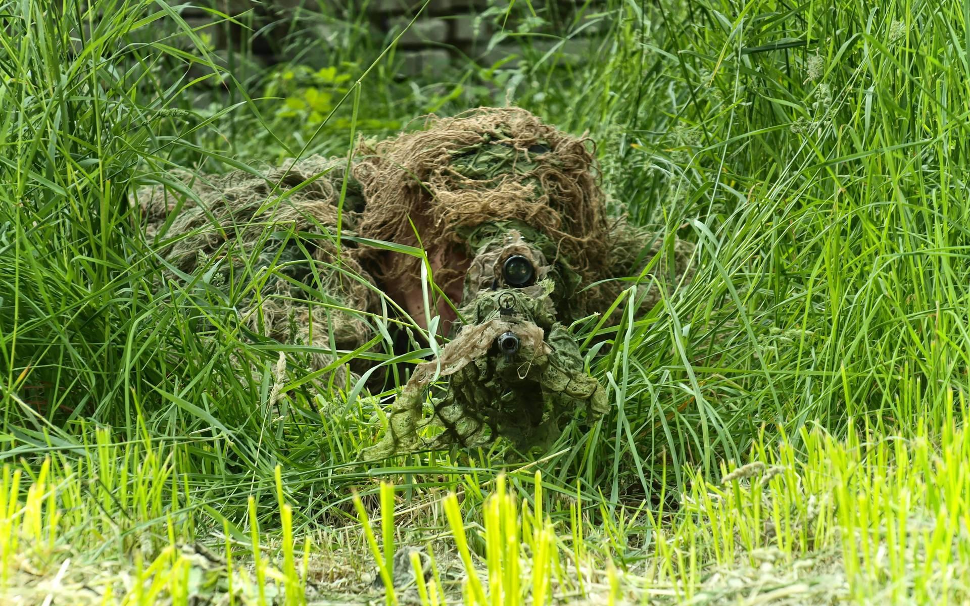 Seals Wallpaper Sniper camouflage ambush HD Wallpapers Desktop 1920x1200