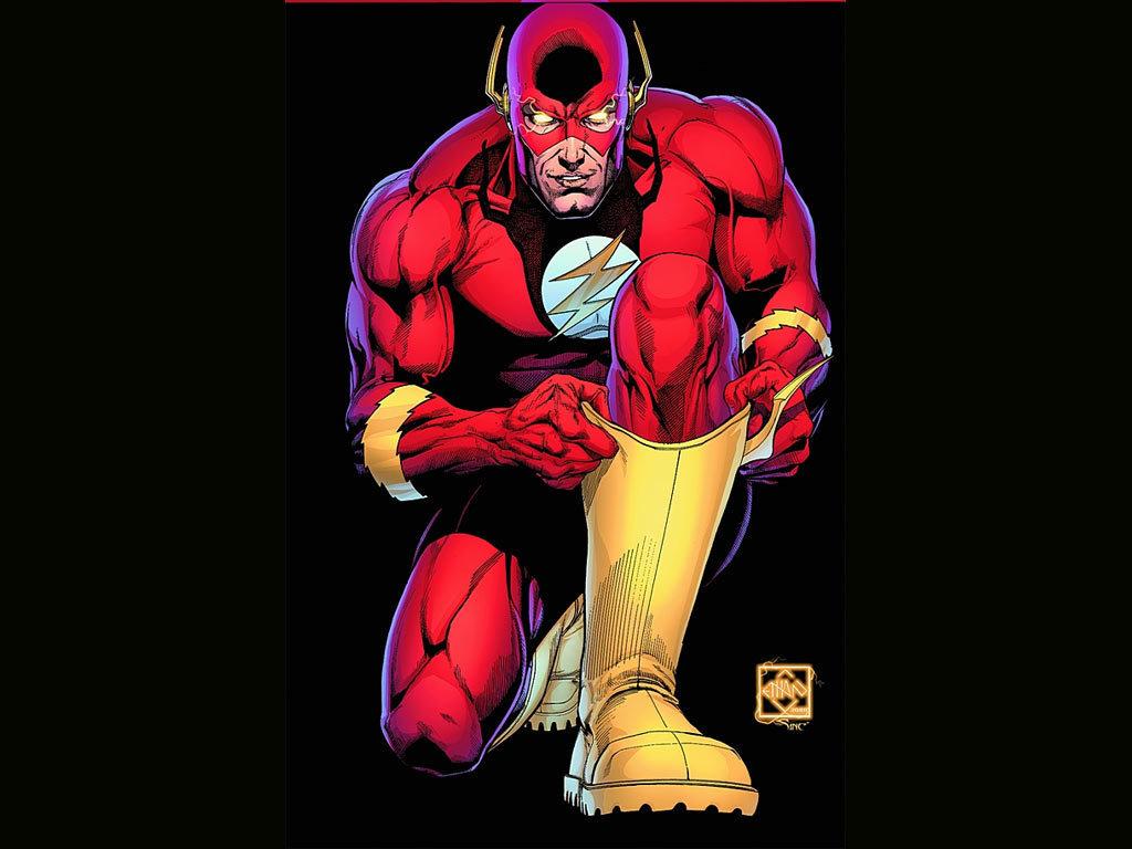 Flash Comics Wallpapers DC Comics Flash Wallpapers Flash Comics 1024x768