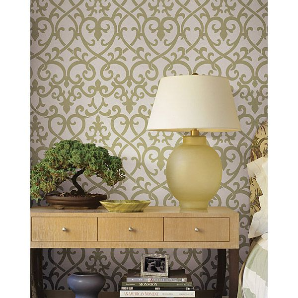 Damask   Giselle   Kenneth James Wallpaper Wallpaper Pinterest 600x600