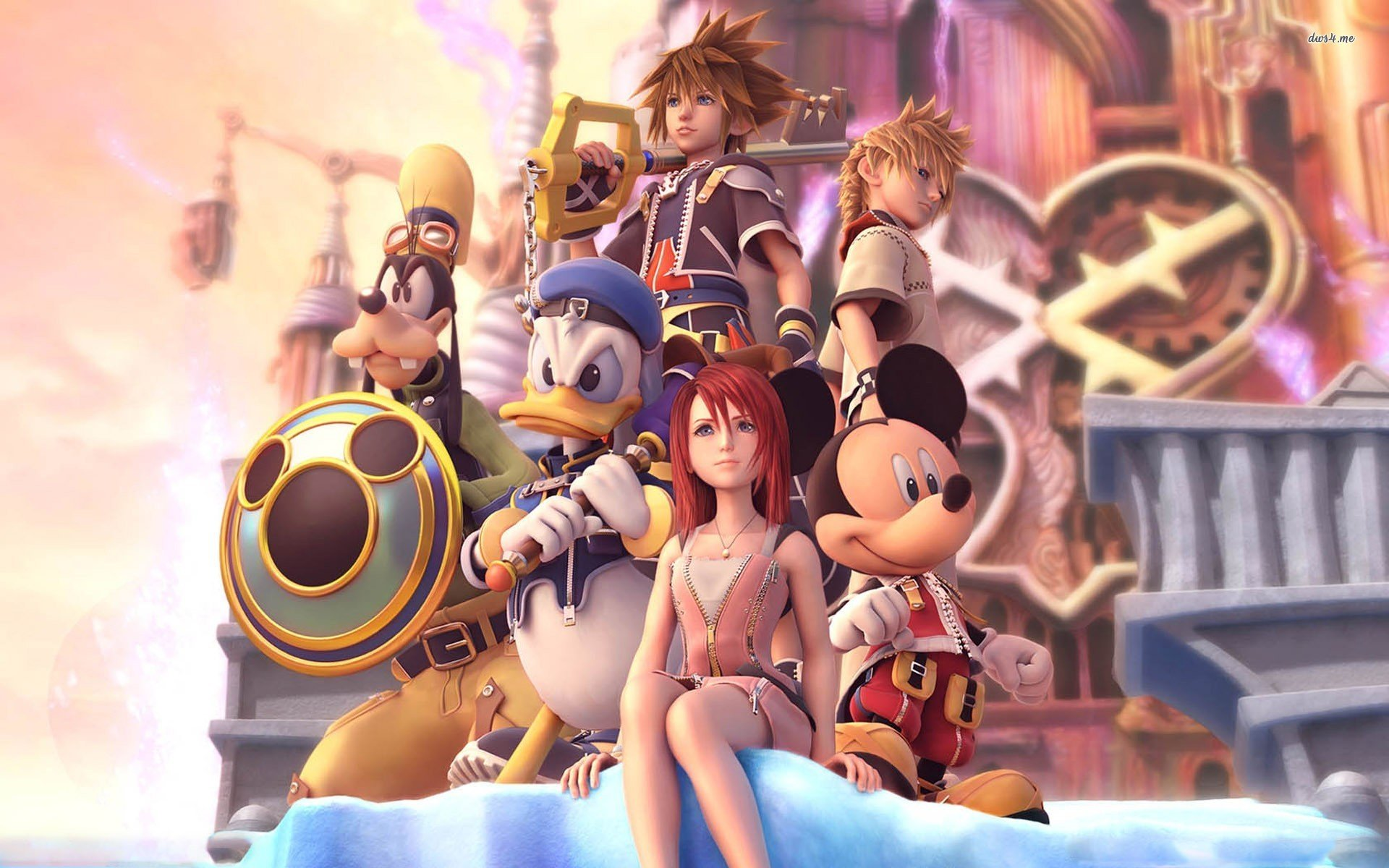 Kingdom Hearts wallpaper   Game wallpapers   8515 1920x1200