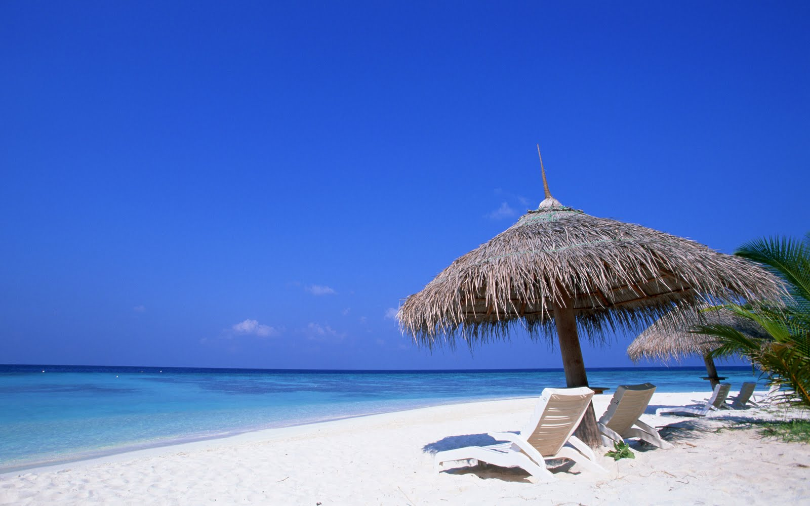 maldives beach chairs wallpaper which is under the beach wallpapers 1600x1000