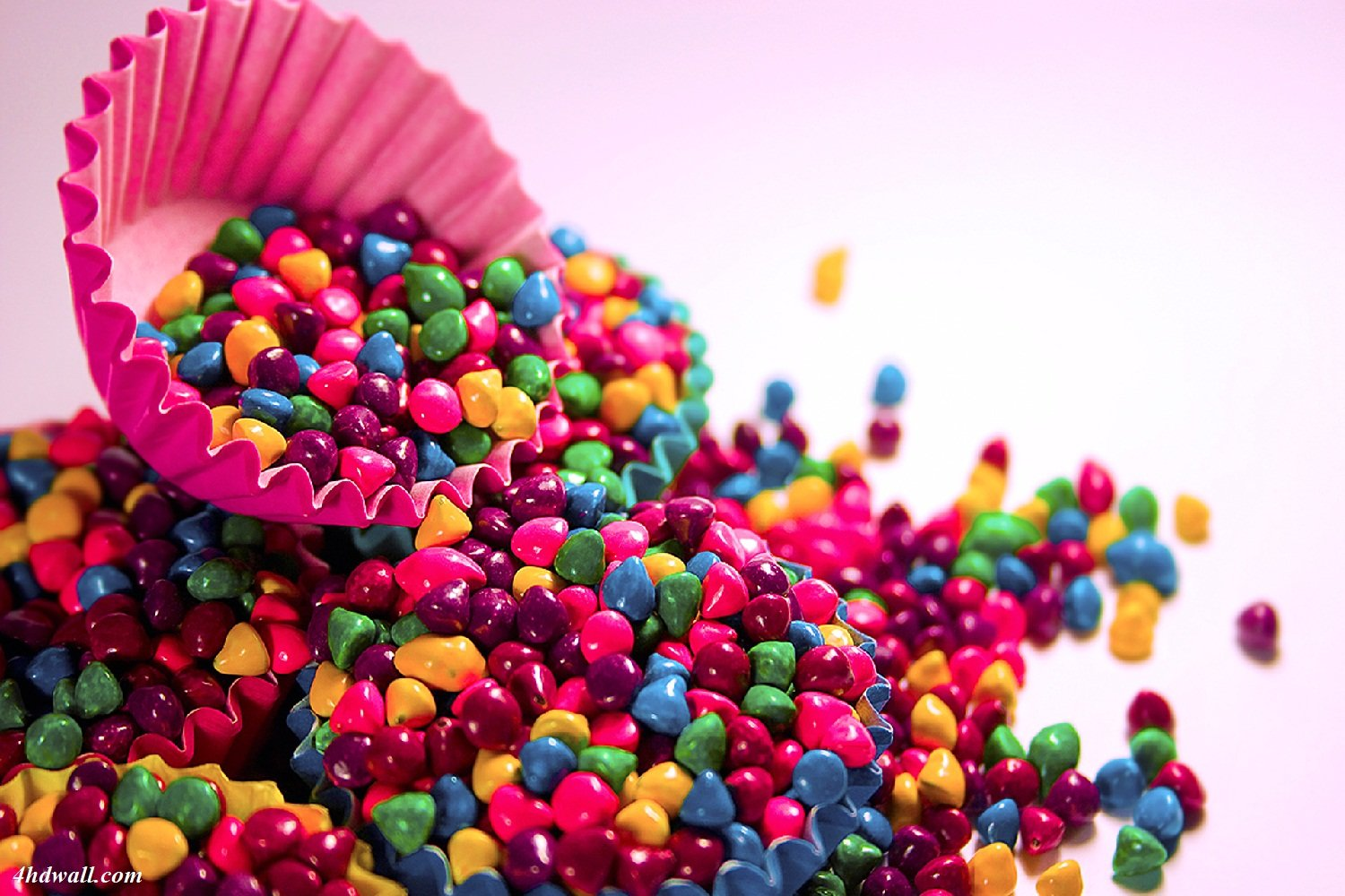 colorful candy wallpaper 8 - photo #1