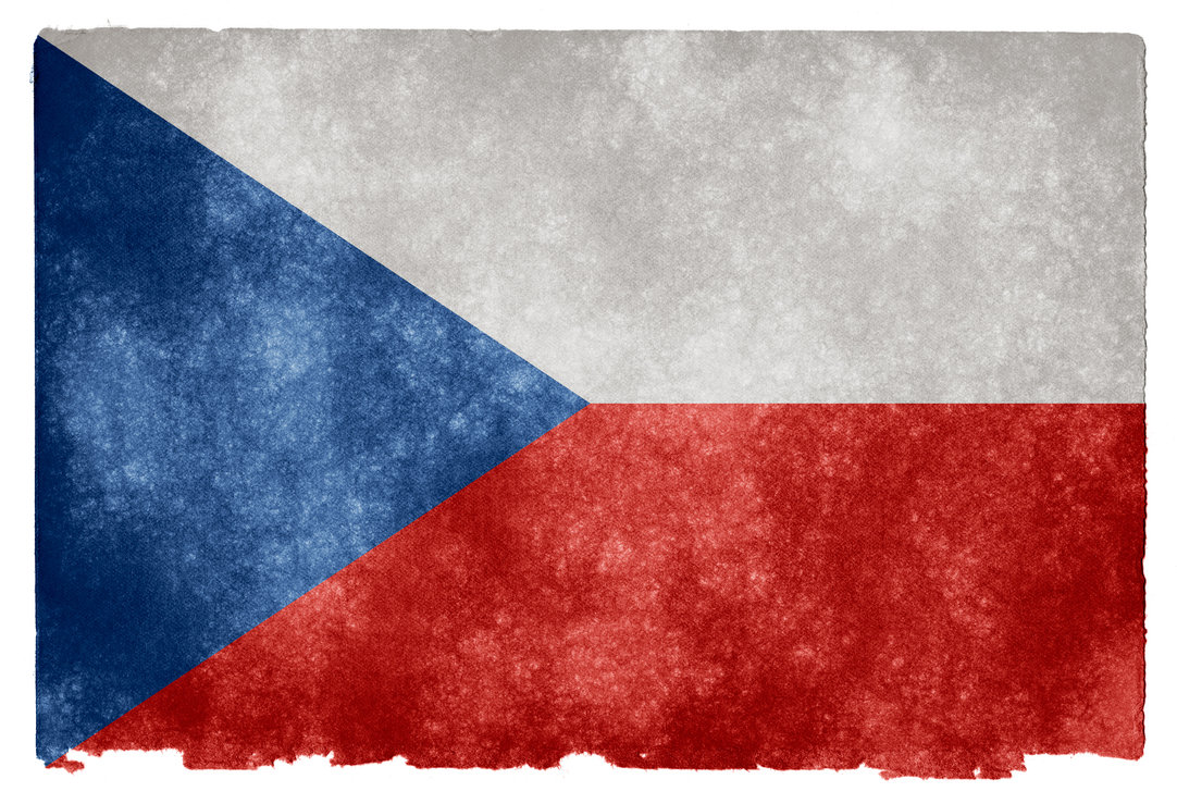 Graafix Flag of Czech Republic 1082x739
