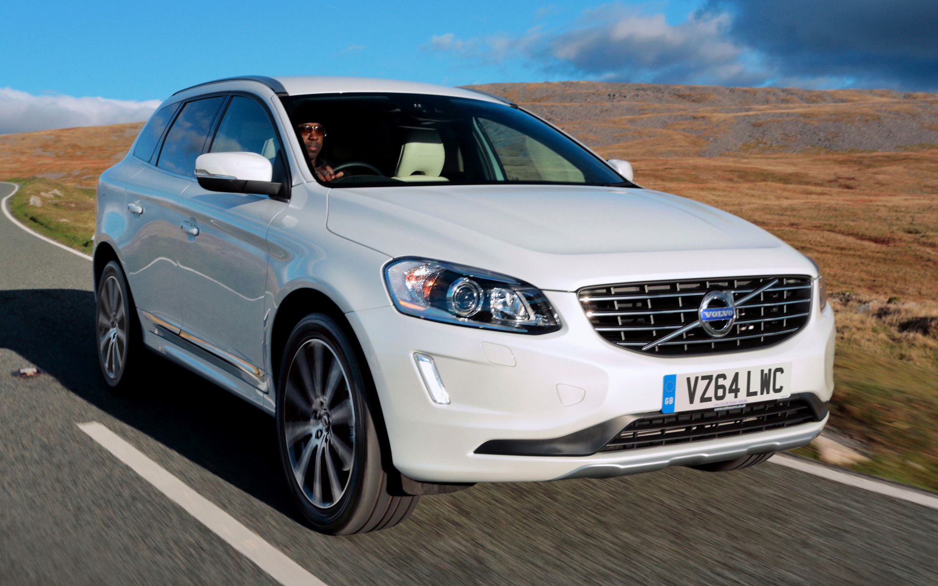 Volvo XC60 2013 UK Wallpapers and HD Images 1920x1200