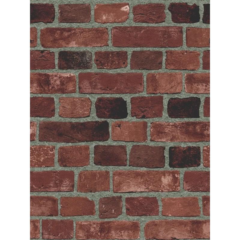 800x800px Red Brick Textured Wallpaper Wallpapersafari