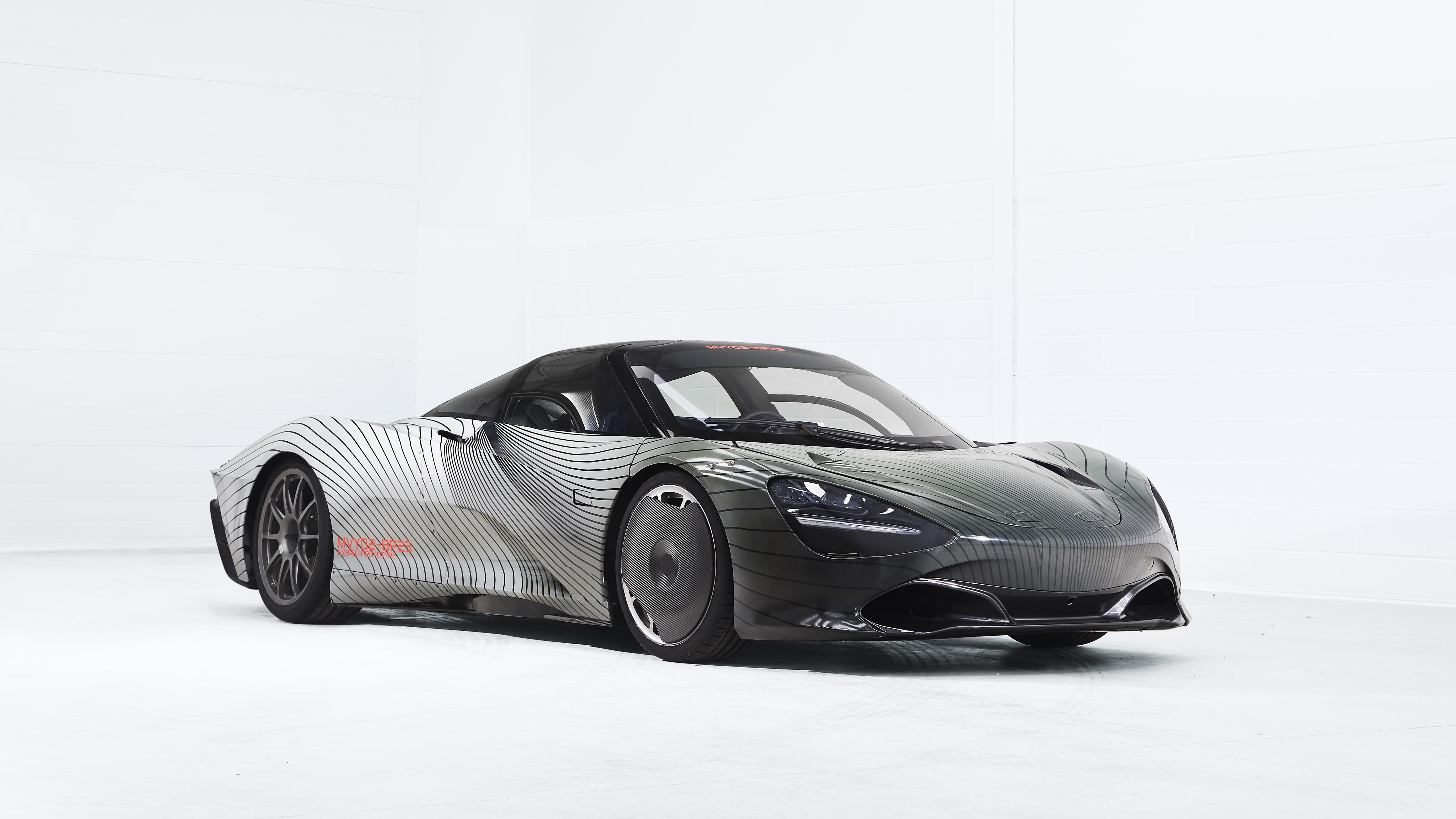 McLaren Speedtail Prototype 5K Wallpaper HD Car Wallpapers ID 5120x2880
