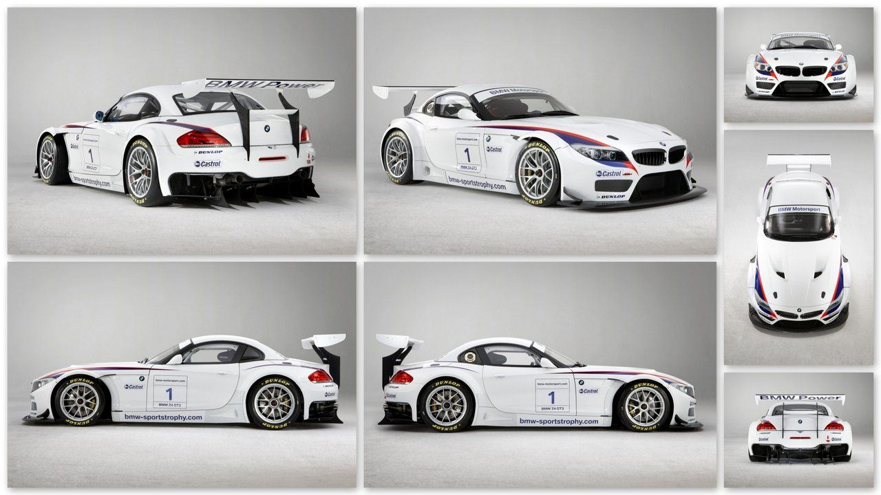 BMW Z4 GT3 Wallpaper HD HD Wallpapers available in different 1280x720