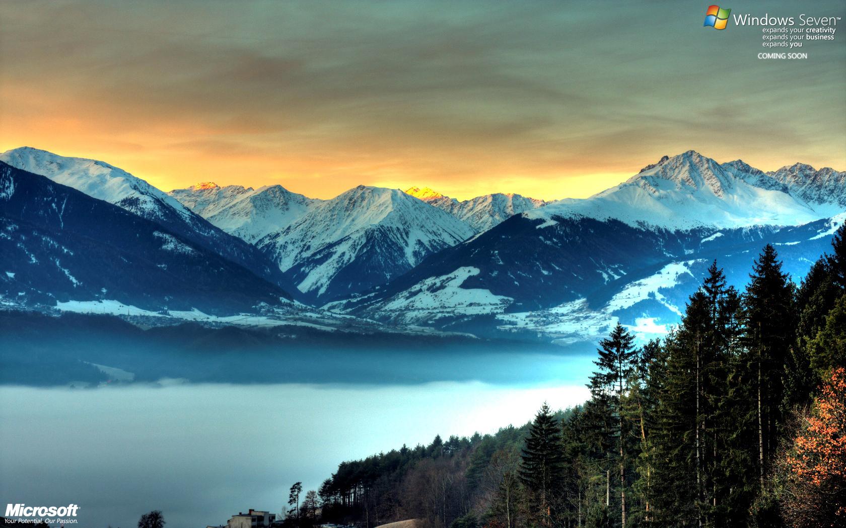 Best Windows 7 Wallpapers HD Collection ImageBankbiz 1680x1050