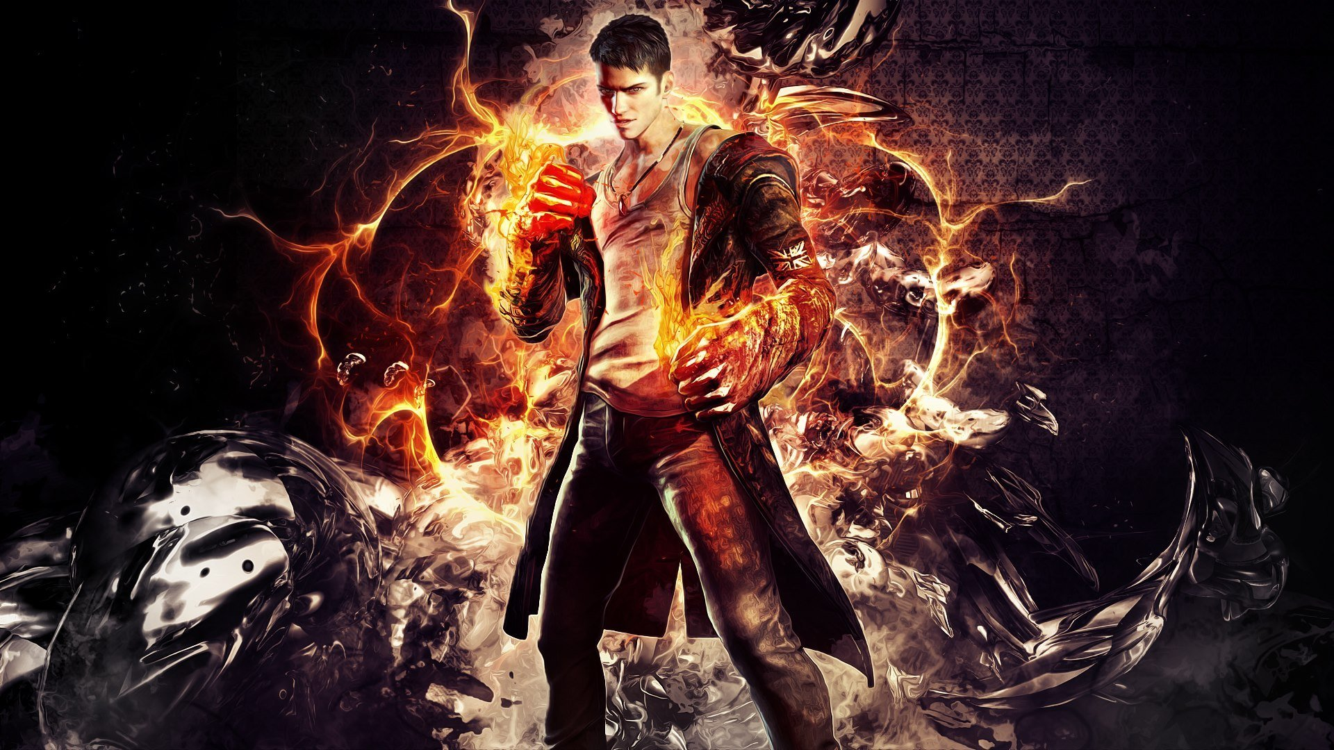 Free Download Devil May Cry Wallpaper 4 1920x1080 For Your