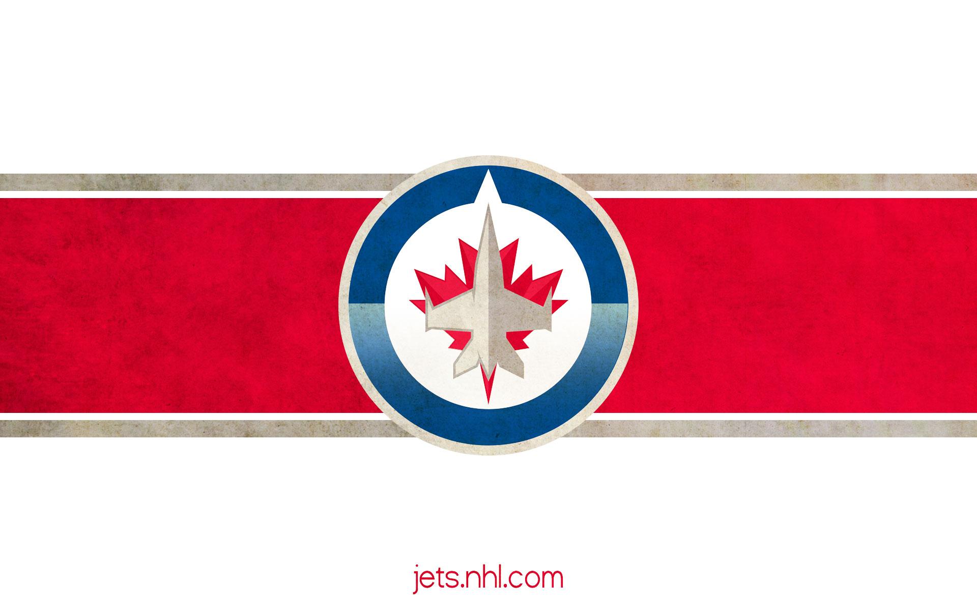 Wallpaper Description 1920x1200 wallpaper of Winnipeg Jets logo 1920x1200