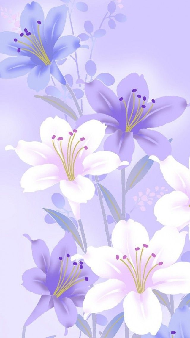 flower wallpaper for iPhone and Android Flower iphone wallpaper 640x1136
