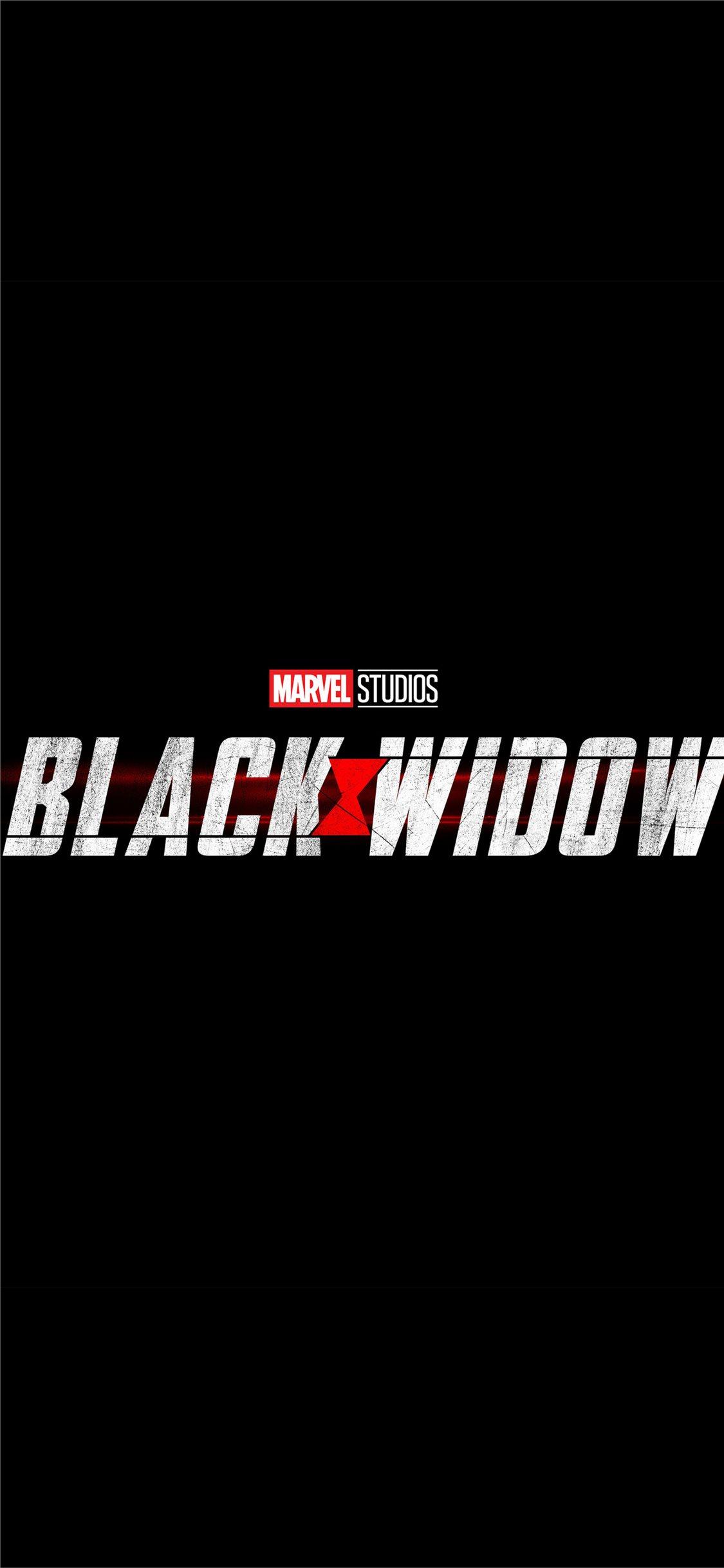 black widow 2020 movie iPhone X Wallpapers Download 1125x2436