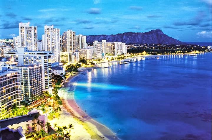Waikiki Beach Wallpaper Hd: Waikiki Wallpaper