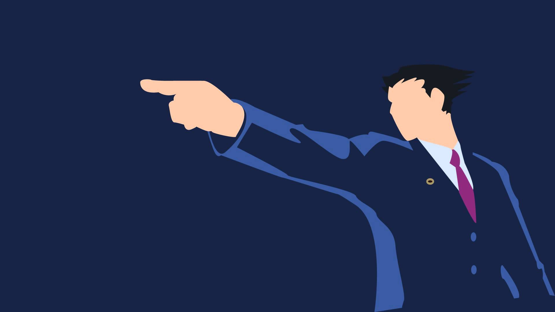 EXTENDED Favorite VGM 59   Phoenix Wright Ace Attorney 1920x1080