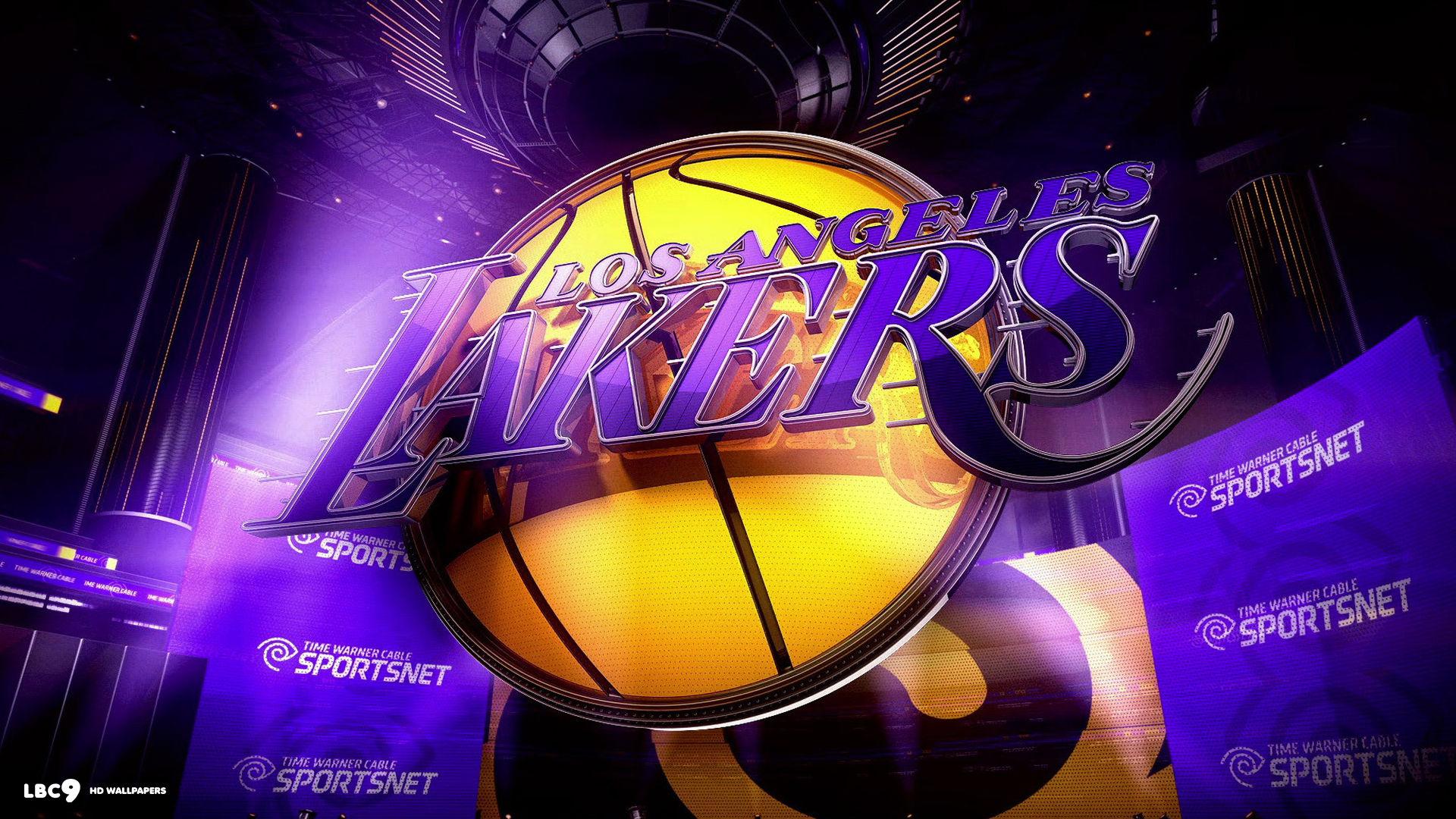 39] Lakers 3D Wallpaper on WallpaperSafari 1920x1080