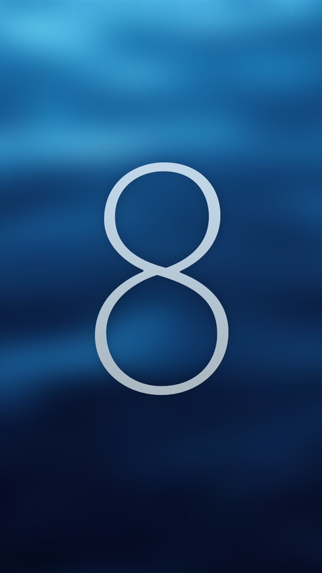 iOS 8 Stock Wallpaper 2 1080x1920