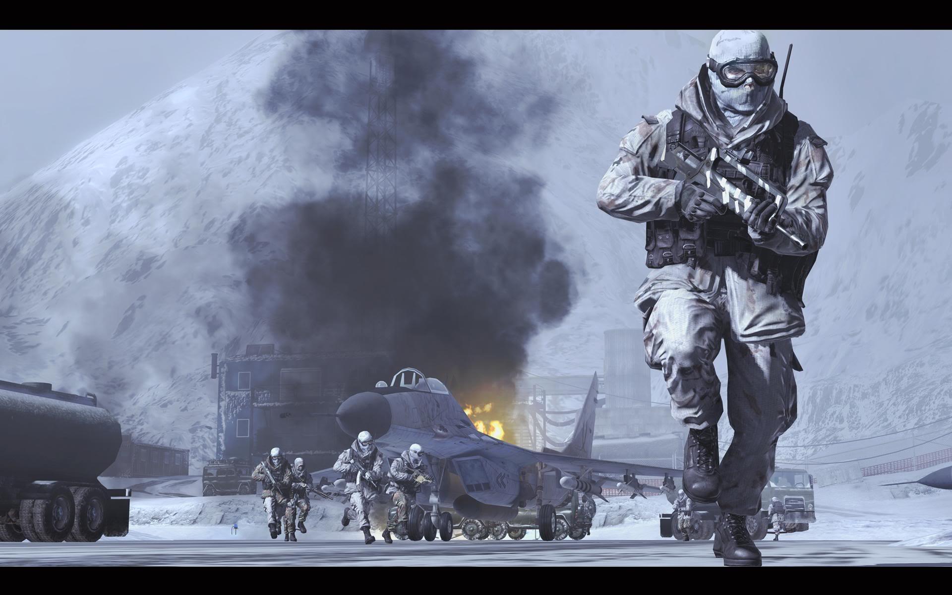 Modern Warfare 2 Screenshots wallpaper   78151 1920x1200