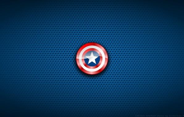Minimalism captain america marvel comics captain america wallpapers 596x380