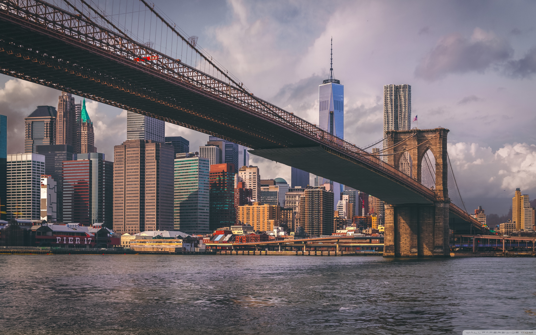 34 Brooklyn Bridge Wallpapers On Wallpapersafari