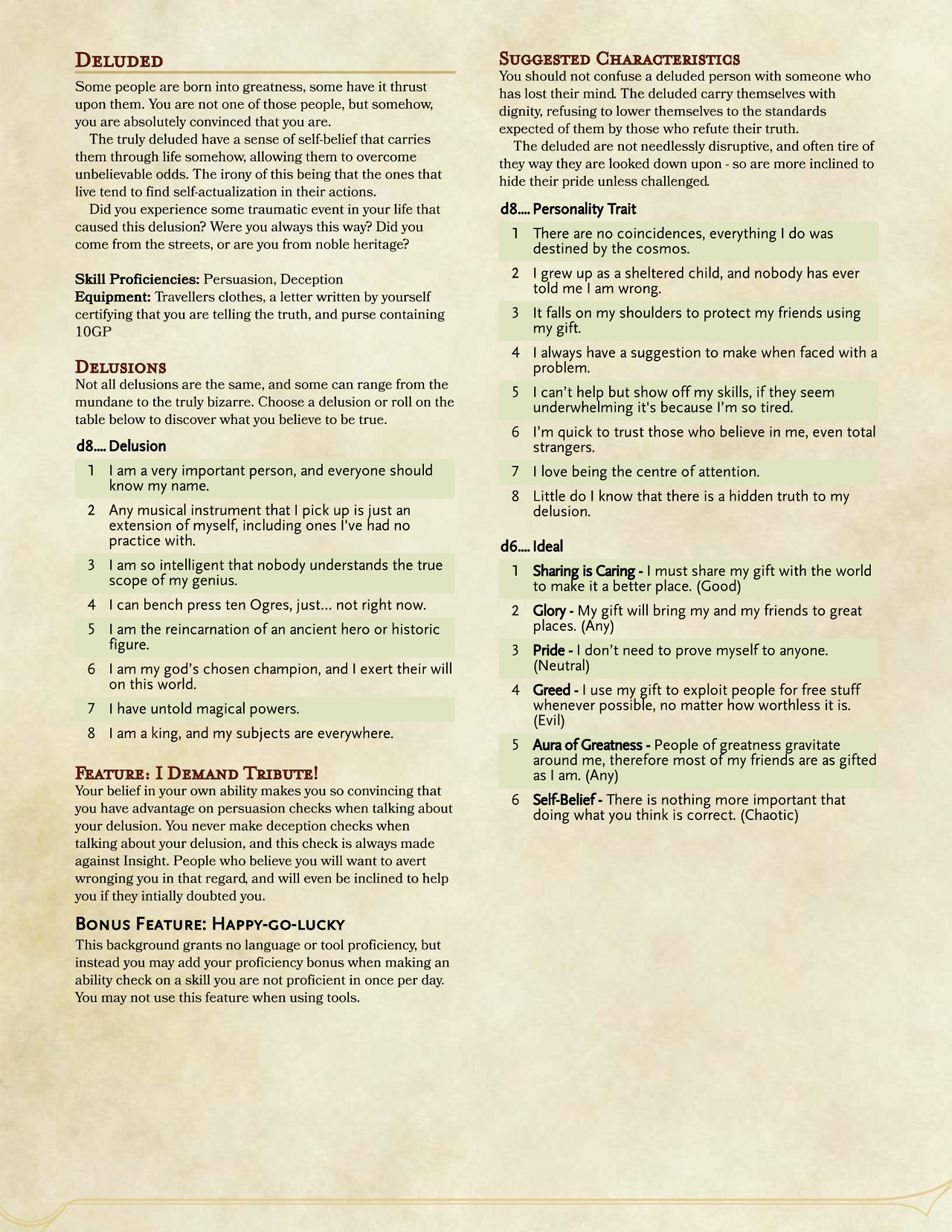 DnD 5e Homebrew Dragoon Fighter by ajaxx07 Dnd backgrounds 1280x1656