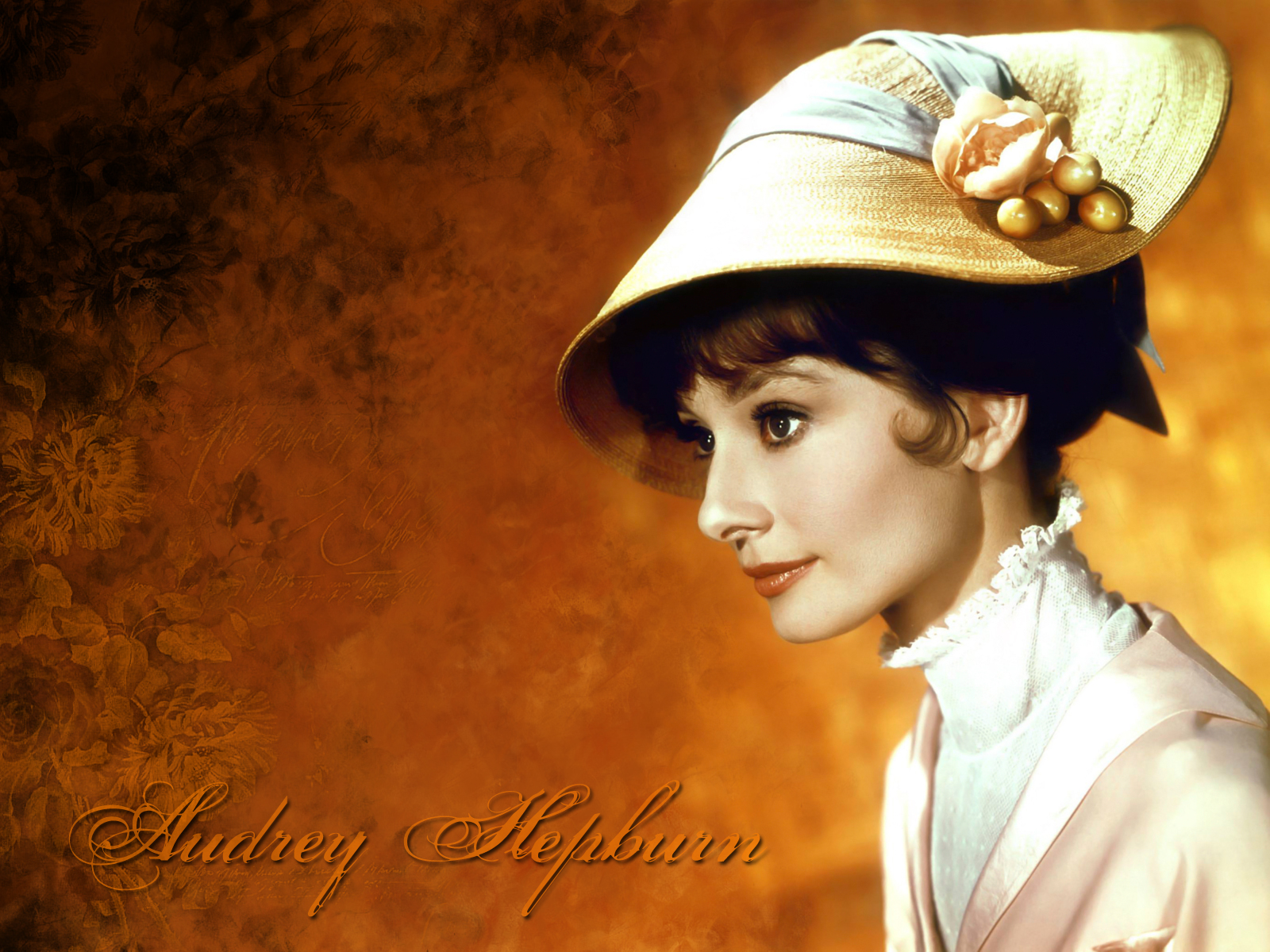Audrey Hepburn Wallpapers Audrey Hepburn Photos Wallpaper 1600x1200