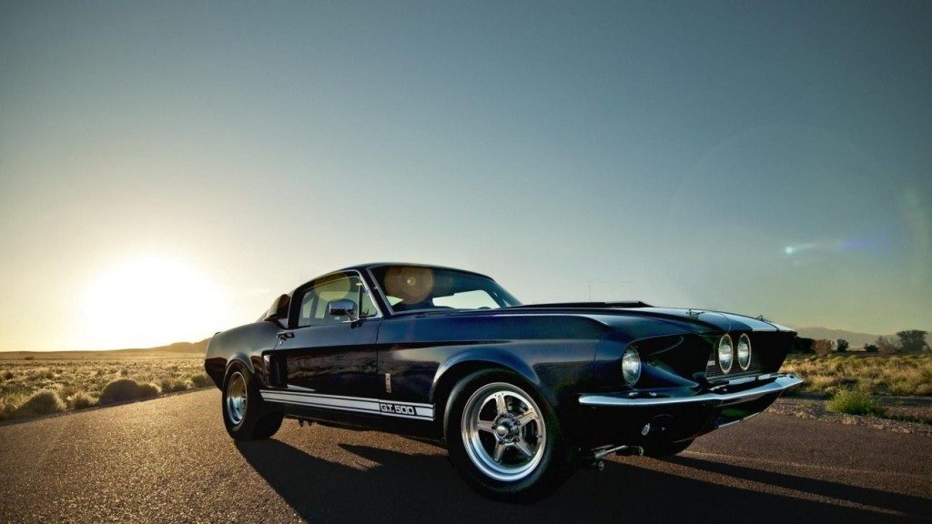 Car Ford Mustang Shelby Gt500 Wallpaper Wide photos of 67 Shelby GT500 1024x576
