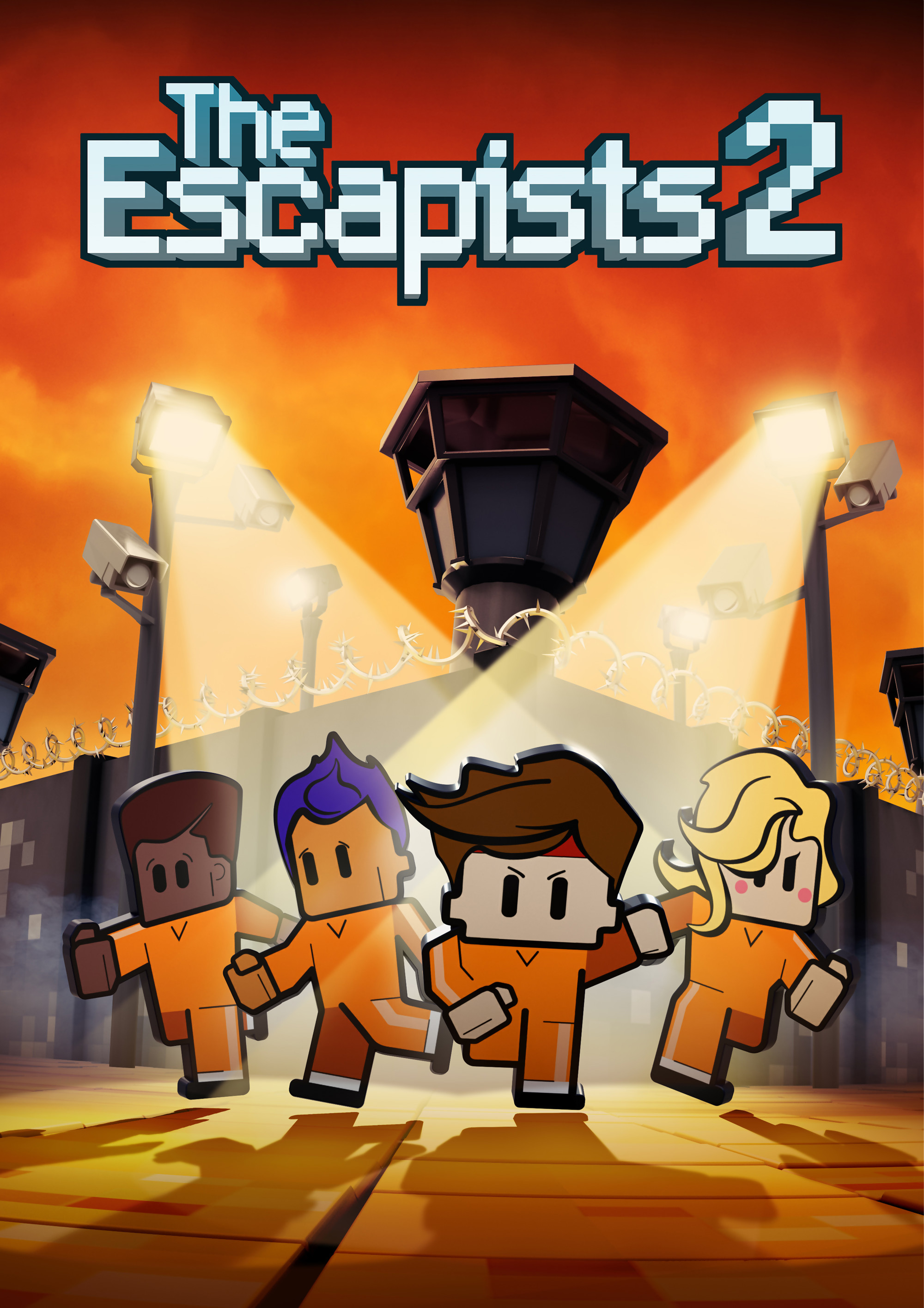 The Escapists 2 Wallpapers High Quality Download 2000x2830