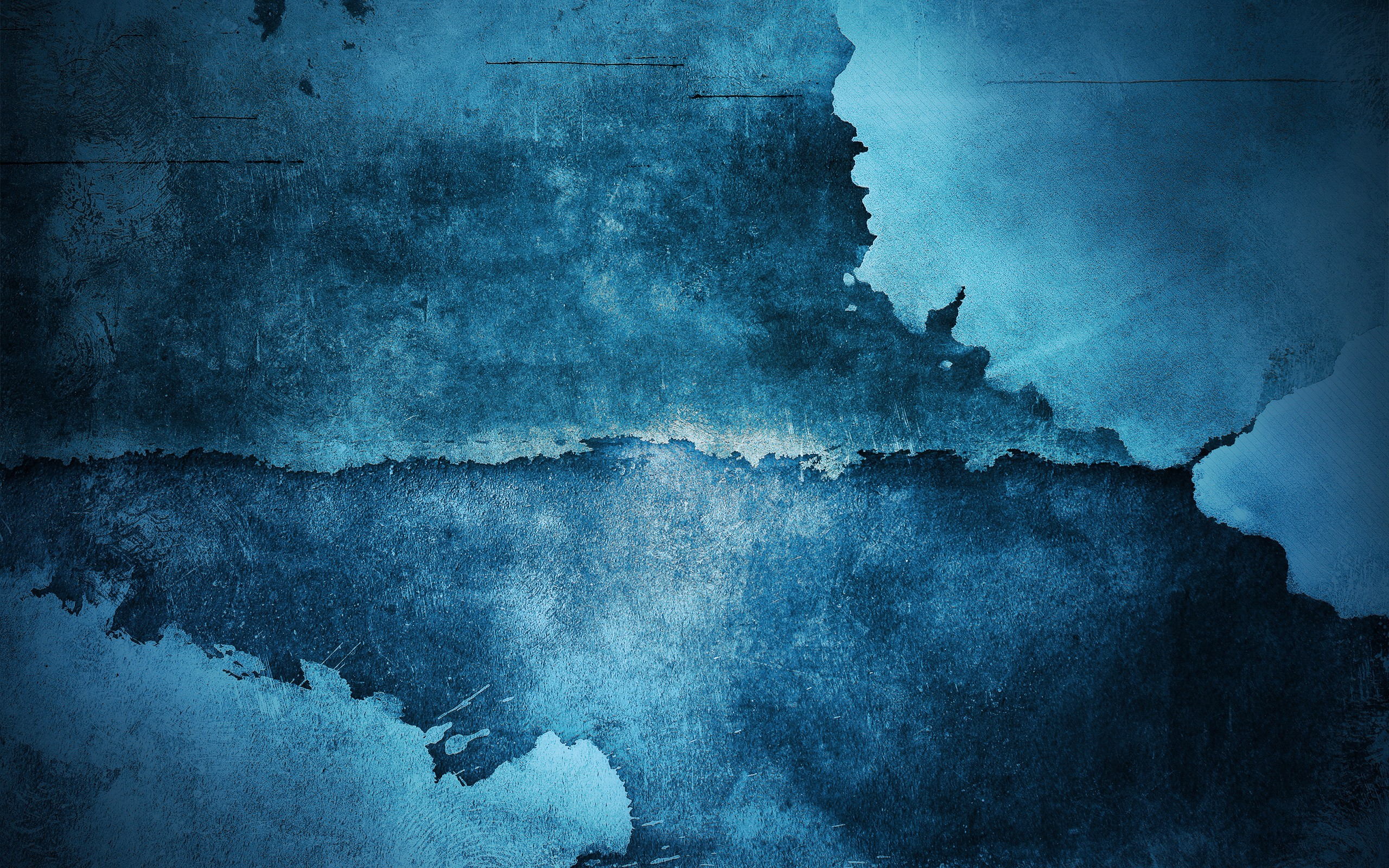 Download Blue Grunge Wallpaper 2560x1600 Wallpoper 390661 2560x1600