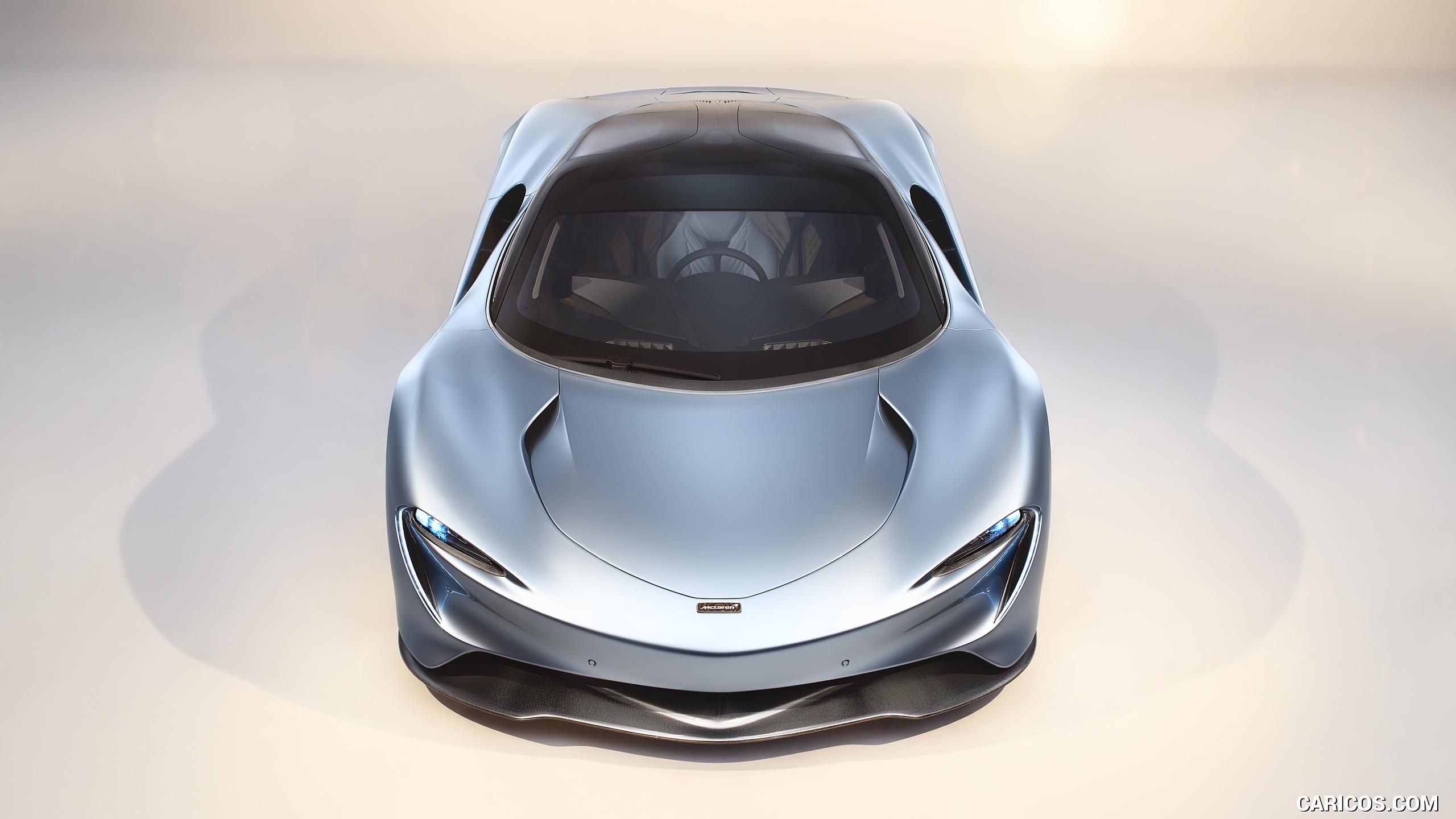 2019 McLaren Speedtail   Front HD Wallpaper 8 2560x1440