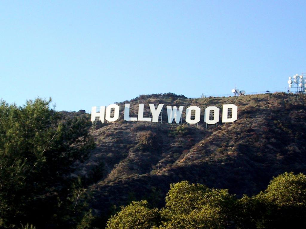 Best city   Los Angeles   Hollywood sign 1024x768 Wallpaper 2 1024x768