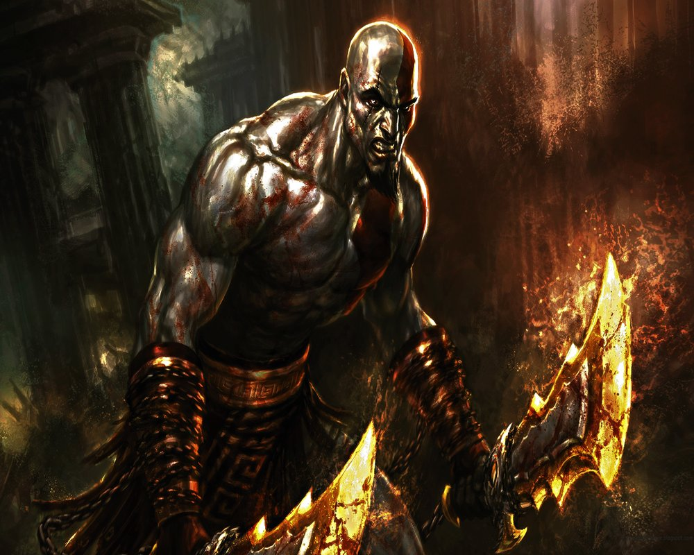 Free Download Kratos Wallpaper Hd Page 8 1000x800 For Your