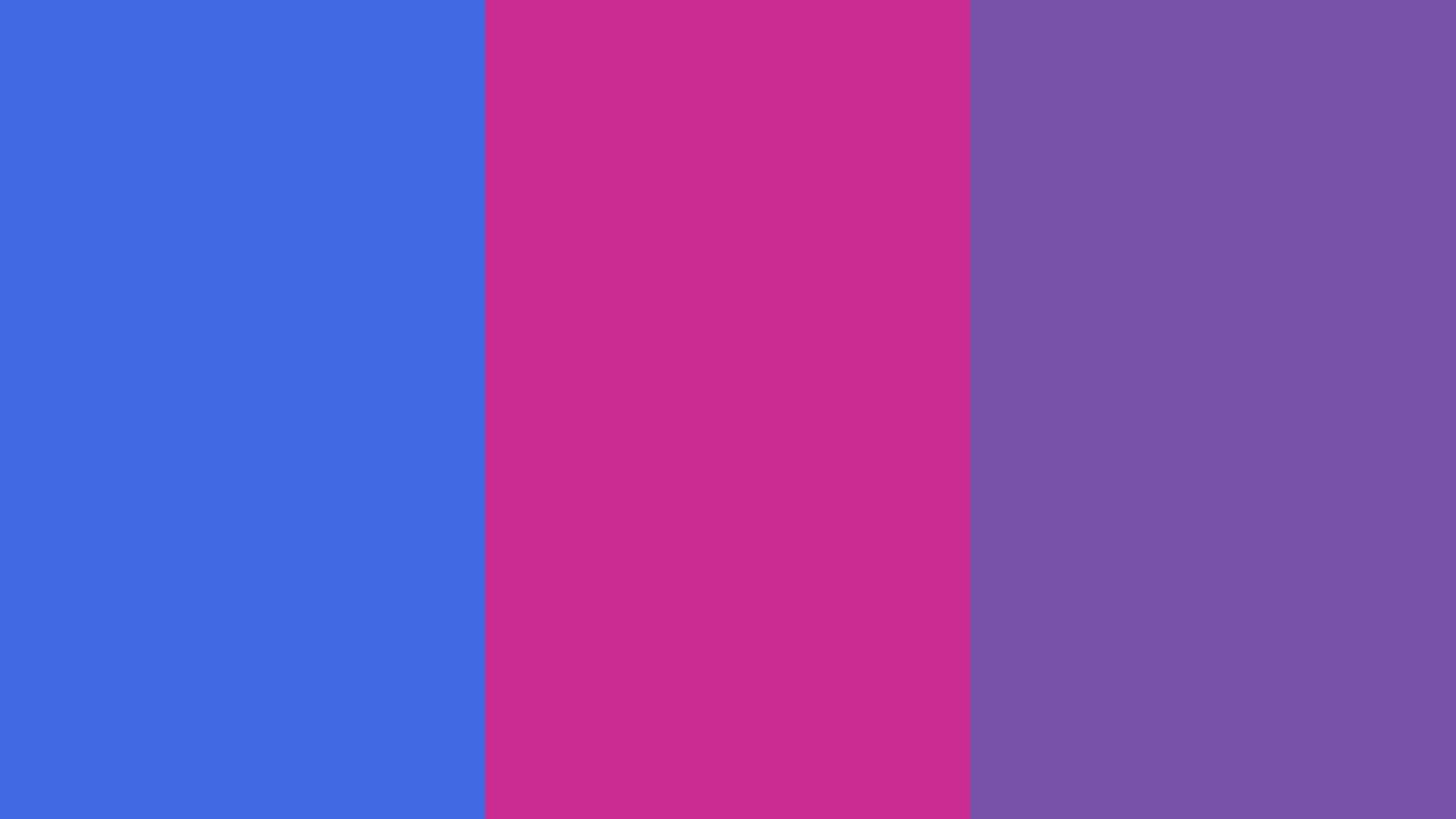 Royal Blue Web Royal Fuchsia and Royal Purple Three Color Background 2560x1440