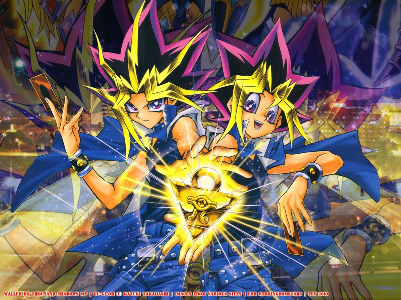 yu gi oh or yu gi oh duel monsters in japan 1280x960