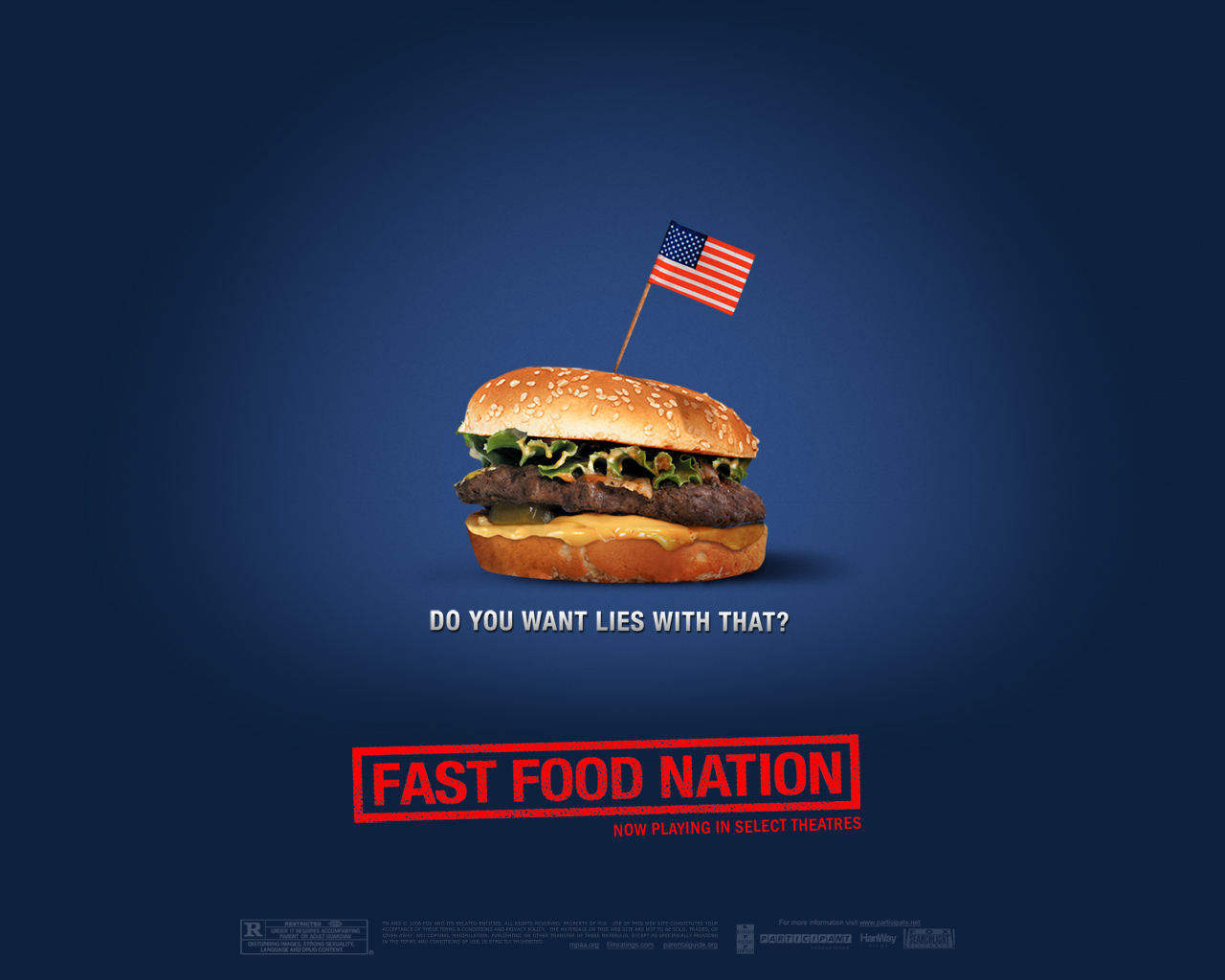 Fast Food Nation Wallpapers 1280x1024