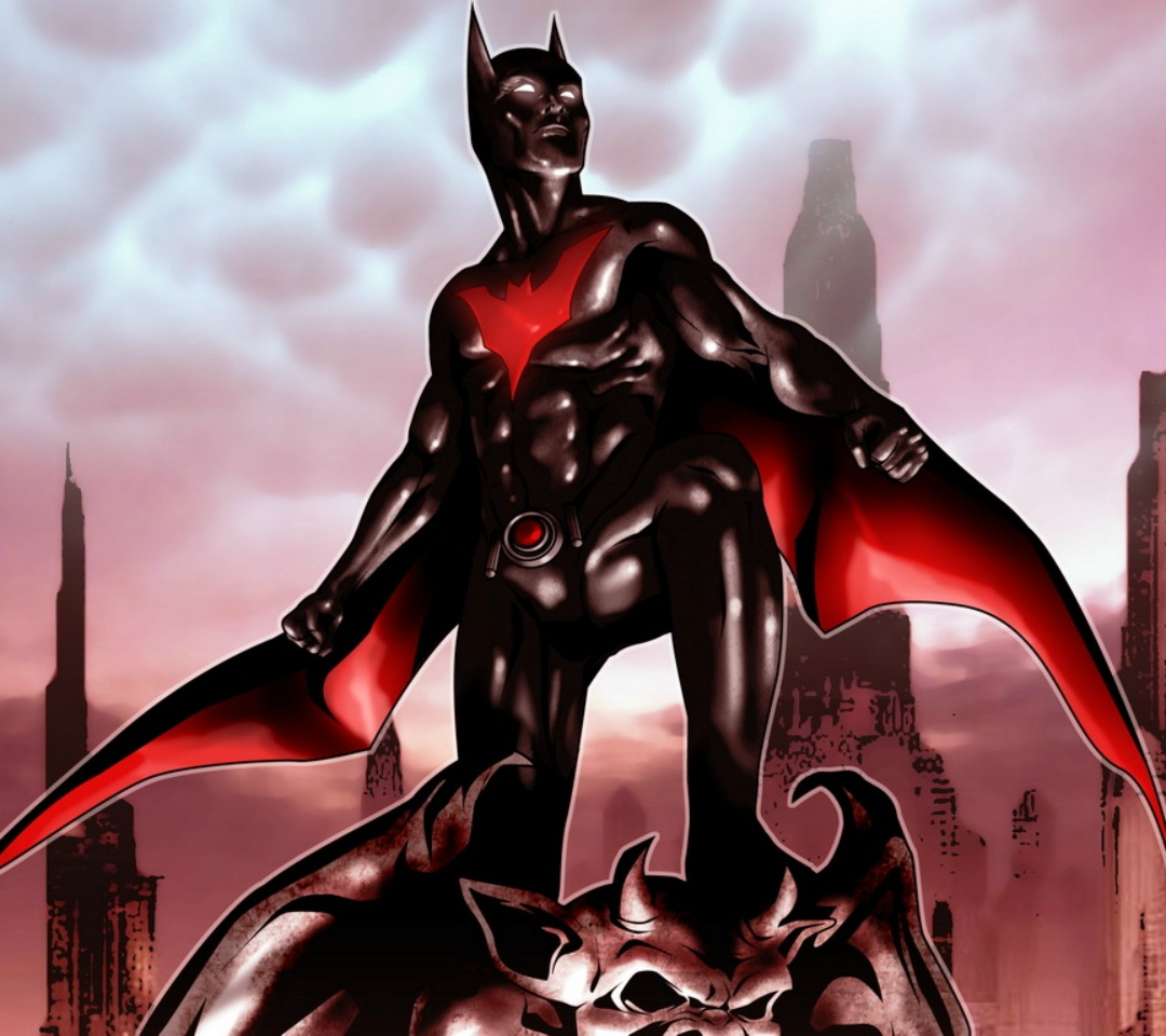 Batman Beyond 1080X960 Screensaver wallpaper 1080x960