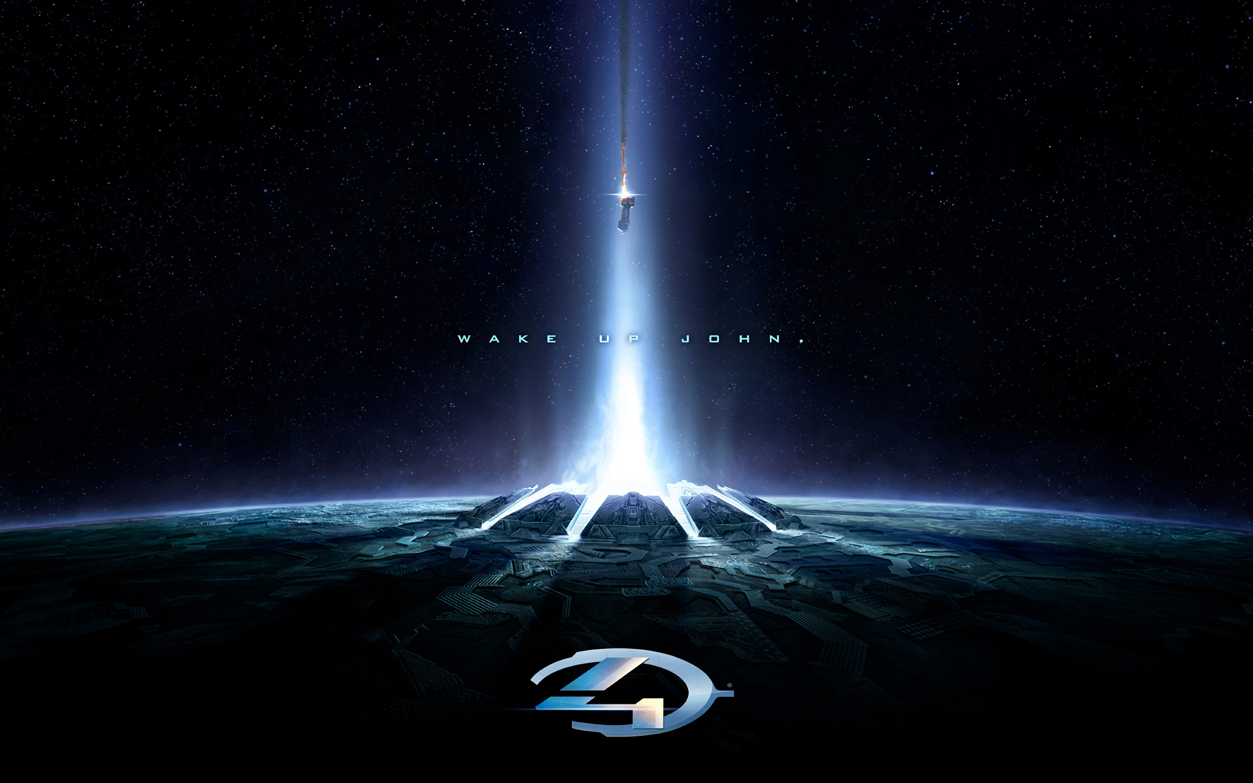 Halo 4 2012 Wallpapers HD Wallpapers 2560x1600