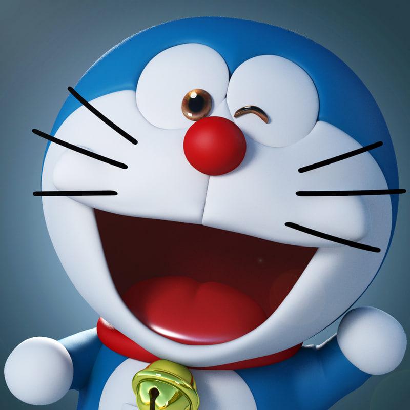 Doraemon 3D Wallpaper 2017