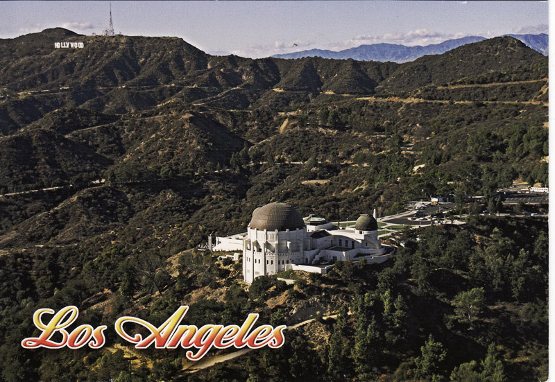 Griffith Observatory Los Angeles California via 800x551