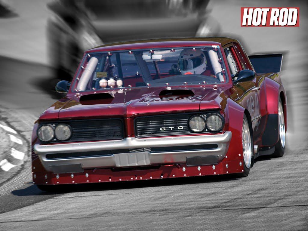 Muscle car wallpaper desktop Classic Cars 1024x768