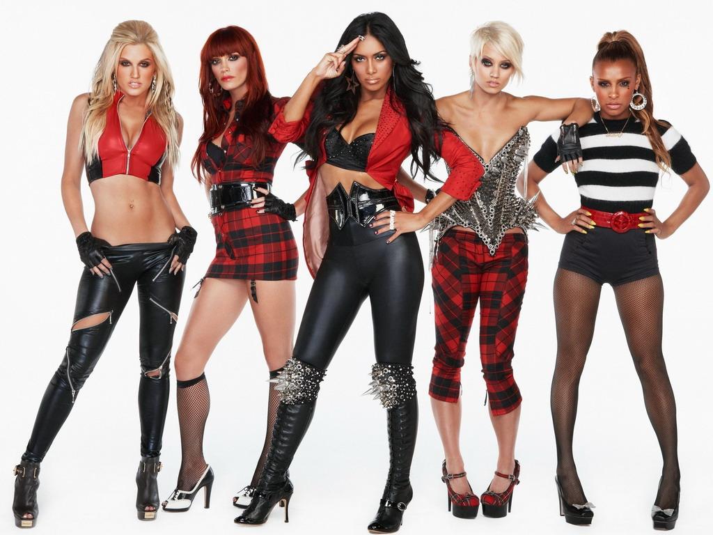 The Pussycat Dolls   The Pussycat Dolls Wallpaper 27690380 1024x768