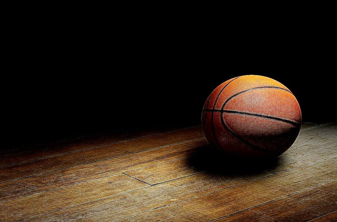 Nba basketball court wallpaper