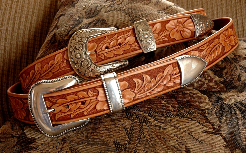 Related Wallpapers Western Tooled Leather Belts 979x610