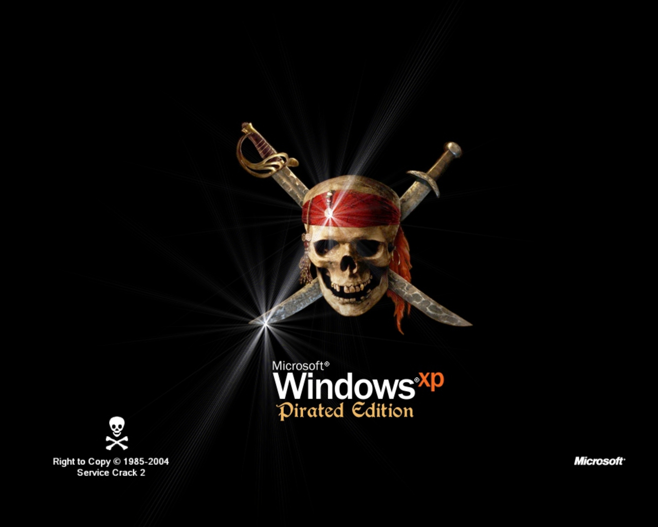40 Cool and Funny Microsoft Windows Wallpapers 1280x1024