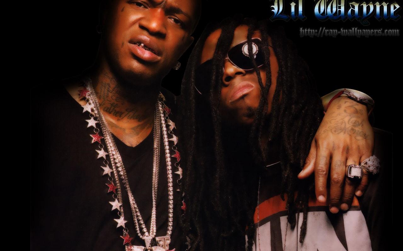 Lil Wayne Birdman Rap Wallpapers 1280x800