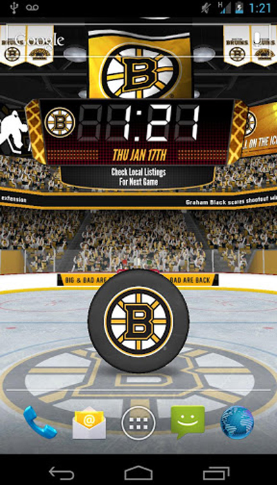 Nhl Teams Wallpaper 2013 Nhl ringtones can be bought 400x700