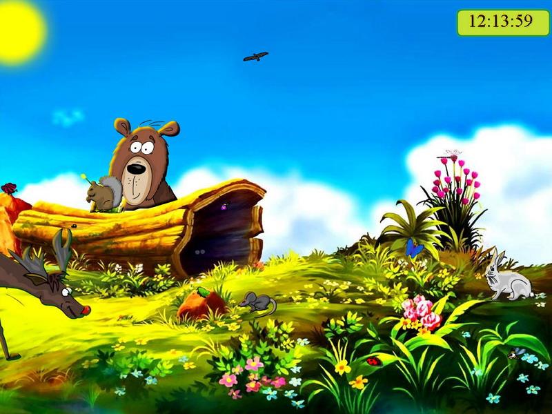 Summer Animal Wallpaper Screensaver Wallpapersafari