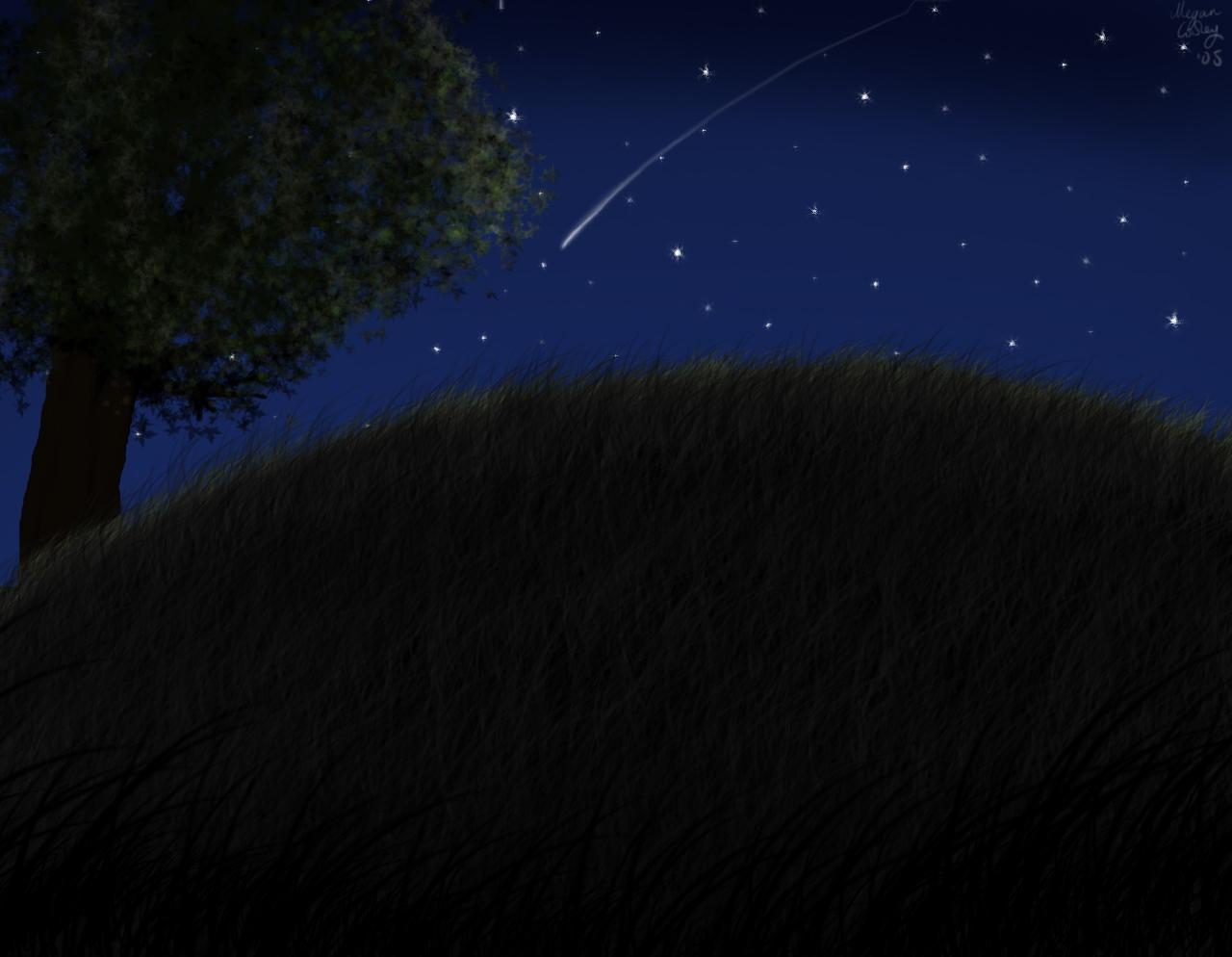 Desktop Shooting Star Credited 1280x994