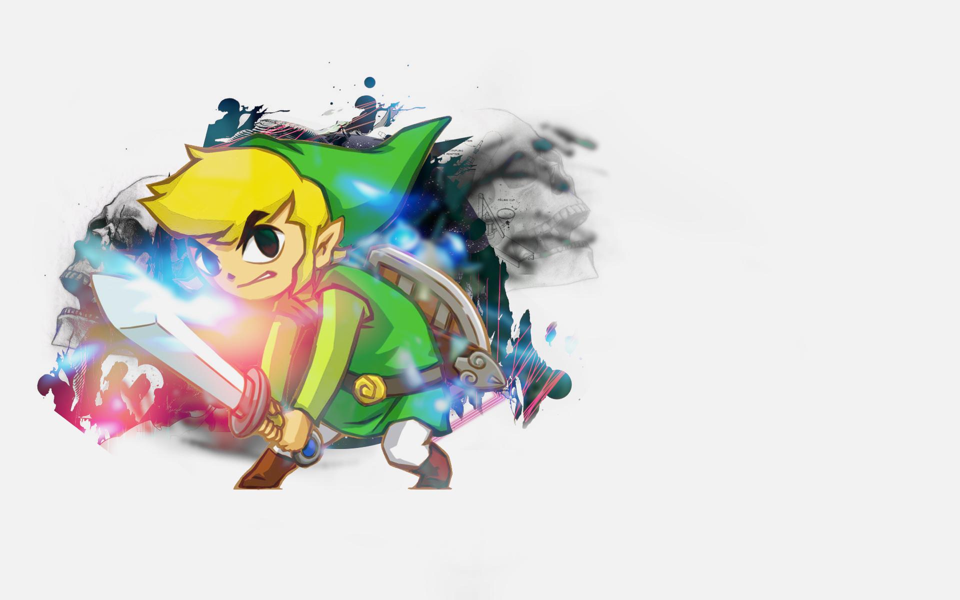 Of Zelda Nintendo Studio Game Toon Link Character 604890 19201200 1920x1200