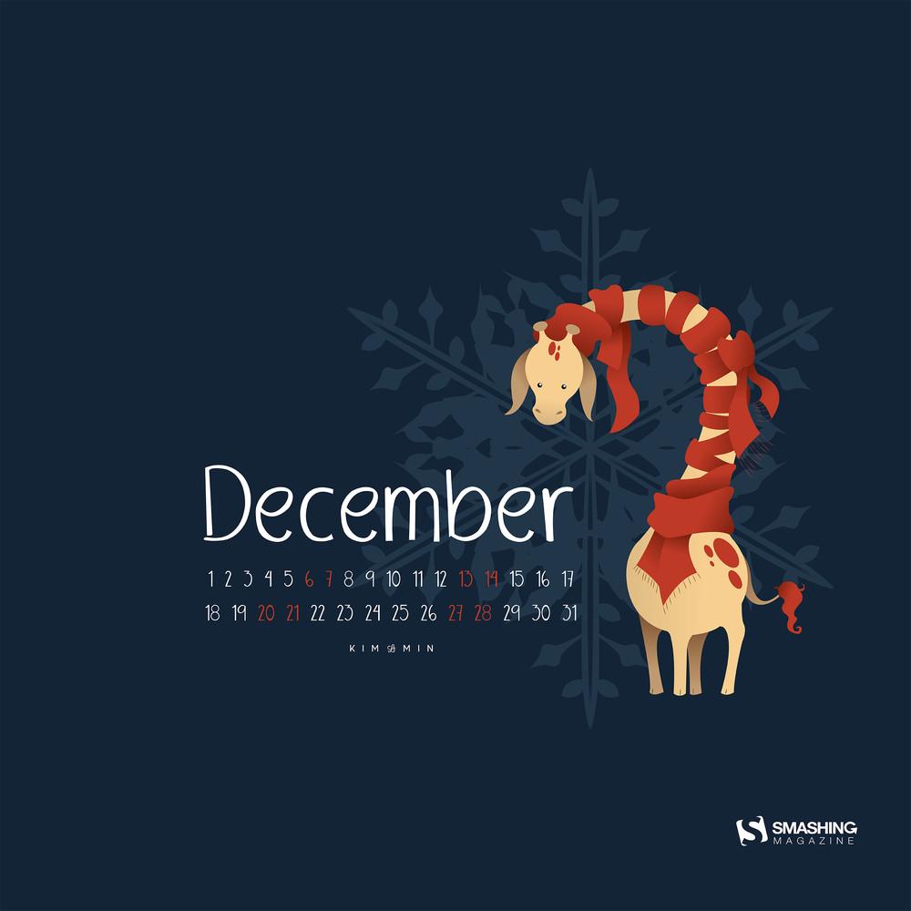 Wallpaper Calendars: December 2014 (Christmas Edition) – Smashing ...