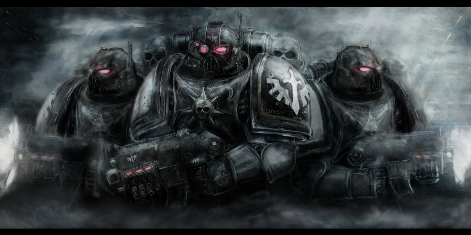 Warhammer 40k Computer Wallpapers Desktop Backgrounds 1600x800 ID 1600x800